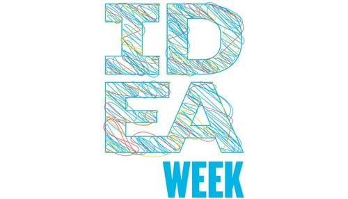 Idea Week will take place April 8-13, 2019.