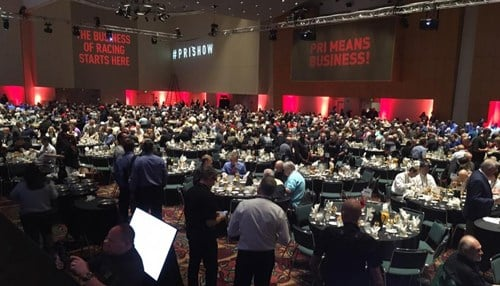 The event kicked off Thursday with an Opening Breakfast featuring Chip Ganassi.