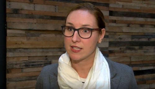 Danielle McDowell previously served as the executive director of The Speak Easy.