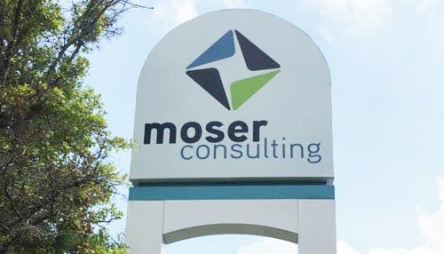 Moser Consulting has 200 employees in Indianapolis and Boston.