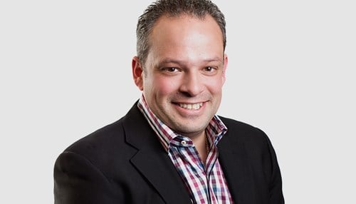 Jon Desalvo is president and CEO of Arcamed.