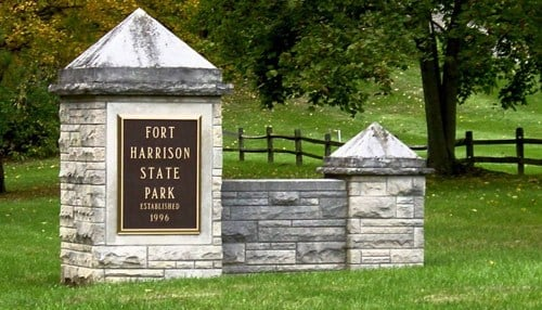 The Natural Resources Commission meeting was held at Fort Harrison State Park.