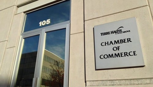 The announcement will take place at the Terre Haute Chamber of Commerce.
