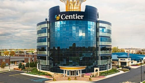 Centier Bank is headquartered in Merrillville.