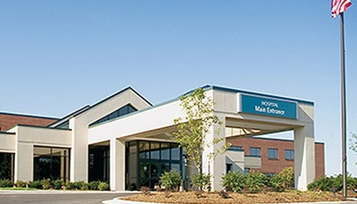 Parkview Noble Hospital is one of the Indiana hospitals on the list. (photo courtesy Parkview Health)