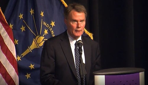 Hogsett unveiled Indy Achieves in May.