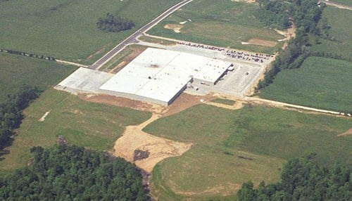 The startup will build at the Crawford County Industrial Park. (photo courtesy Crawford County Economic Development)