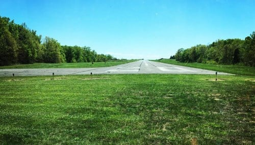Paoli Municipal is one of many Indiana airports to receive FAA grants (Image courtesy of Paoli Municipal Airport.)