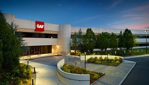 GAF is headquartered in New Jersey. (photo courtesy GAF)