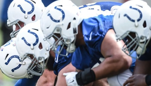 (Image courtesy of the Indianapolis Colts.)