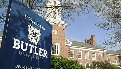 Butler University in Indianapolis is one of the 30 members of the Independent Colleges Indiana