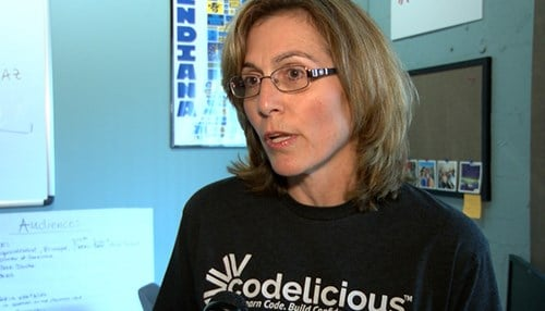 Christine McDonnell is the co-founder and CEO of Codelicious.