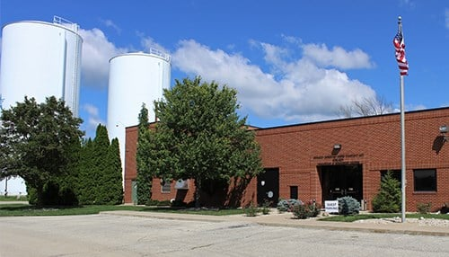 The Sheridan systems will become a part of the company's Kokomo district. (photo courtesy Indiana American Water)