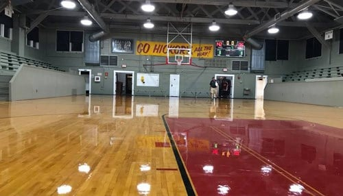 (Image courtesy of The Hoosier Gym.)
