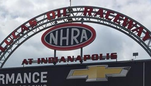 (Image courtesy of Lucas Oil Raceway at Indianapolis.)