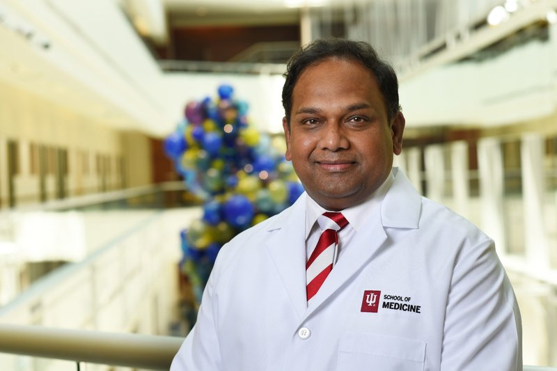 Dr. Chandan Sen is the latest scientist recruited by the INCITE program.