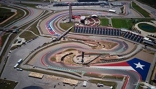 The IndyCar Series will make its debut at the Circuit of the Americas.