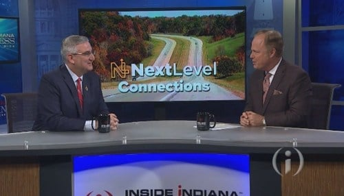 Holcomb believes the plan will help attract talent and improve quality of life statewide.