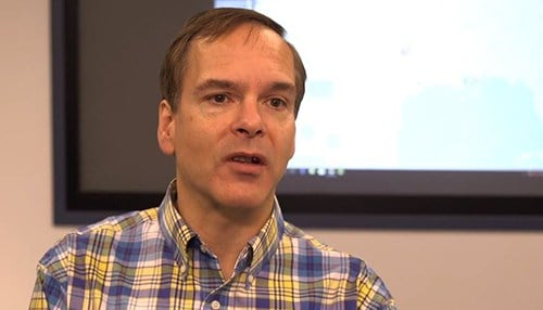David Ebert is also a professor of electrical and computer engineering at Purdue.