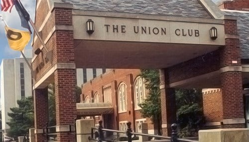The Union Club Hotel was built in 1929. (photo courtesy of Purdue University)