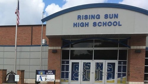 (photo courtesy of Rising Sun High School)