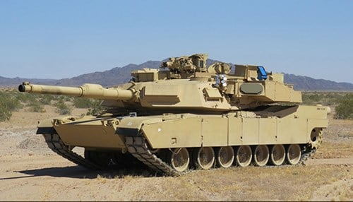 The transmissions will be used in the Abrams Tank program.