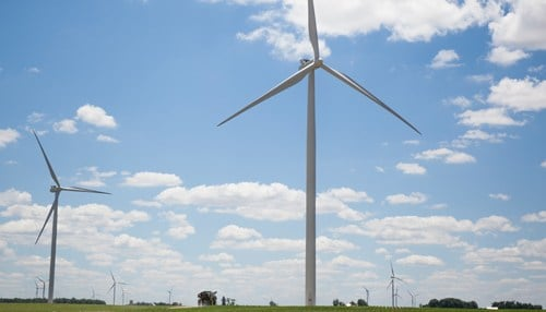 EDP's Headwaters Wind Farm is in Randolph County.