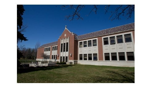 (Image courtesy of Ball State University.) Startup Weekend events will be held at the Applied Technology Building.)