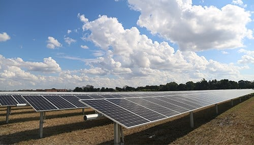 Rensselaer cuts ribbon on second solar park