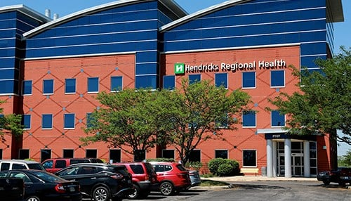 The new hospital will be located at the Hendricks Regional Health campus in Plainfield. (photo courtesy of Hendricks Regional Health)