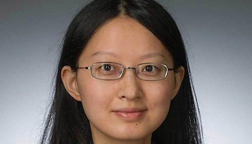 Ying Alison Cheng (photo courtesy of the University of Notre Dame)