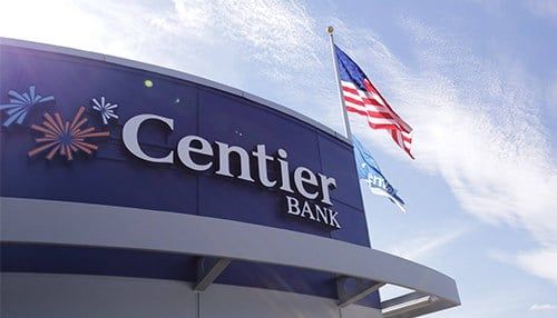 (photo courtesy of Centier Bank)