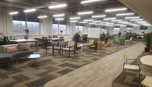 Launch Indy is located at The Union 525 in downtown Indy. (photo courtesy of Launch Indy)