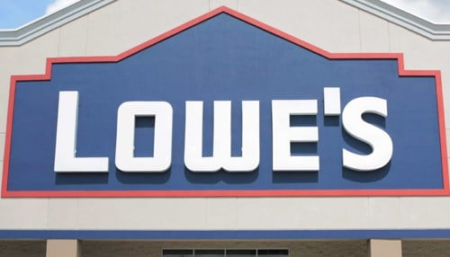 (image courtesy of Lowe's)