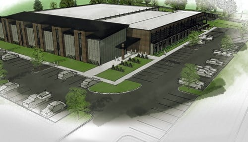 Organizers hope to break ground in March or April and complete construction by the fall.