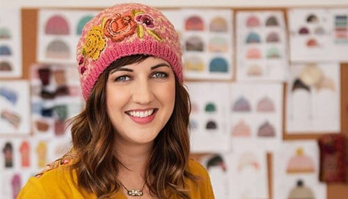 Lindsay Mason is the owner of French Knot. (photo courtesy of French Knot)