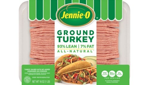 The recall involves 91,000 pounds of turkey meat.