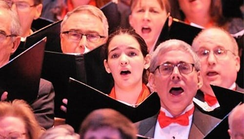 The Indianapolis Symphonic Choir is in its 82nd season