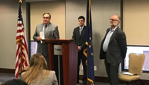 The chamber announced the institute's formation Thursday.