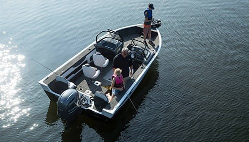 (photo courtesy of Smoker Craft Boats)