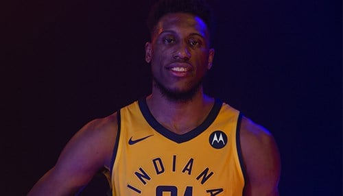 Photo Courtesy of Pacers Sports & Entertainment