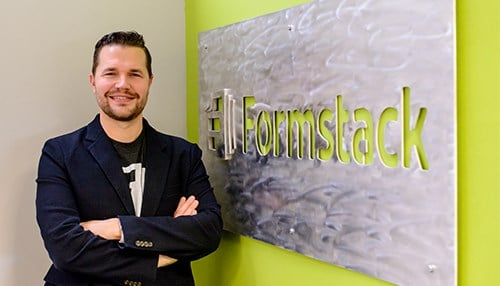 Chris Byers is the CEO of Formstack.