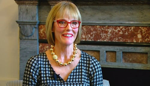 Lt. Gov. Suzanne Crouch oversees the Indiana Office of Community and Rural Affairs' (OCRA).