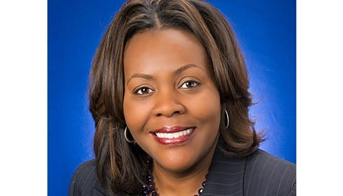 Robin Shackleford is the chair of the IBLC.