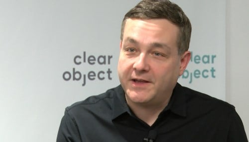McDonald will remain ClearObject's CEO.