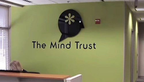 Funding from The Mind Trust helped launch the program. (image courtesy of The Mind Trust)