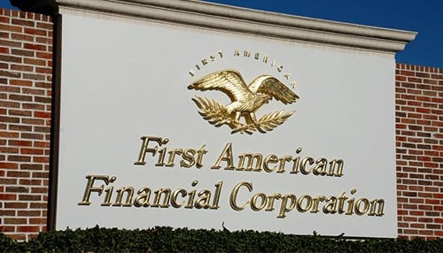 The company is a subsidiary of First American Financial Corp.