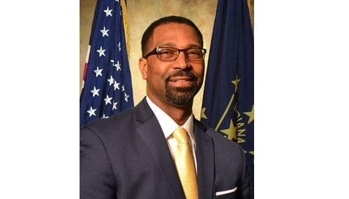 photo of Commissioner Fred Payne provided