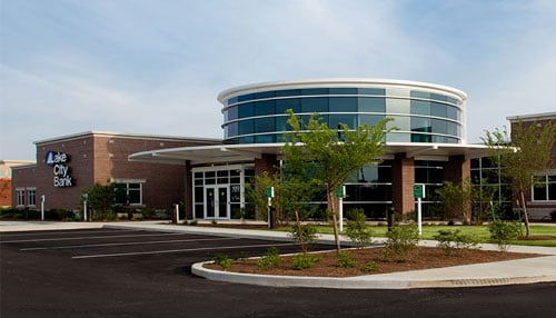 The new Indianapolis location is Lake City Bank's 50th branch.