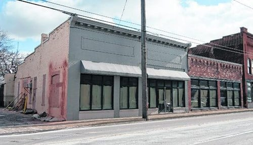 The brewery will open at the former Blind Pig sports bar building in Greenwood. (photo courtesy of the Daily Journal)